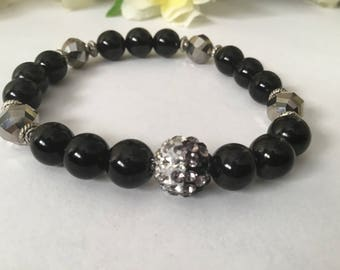 Black Jasper Healing Bracelet