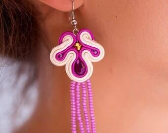"""Earrings """"Spring"""""""