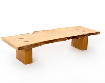 Maple & Oak Coffee Table