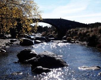 on Lozère, a bridge that counts