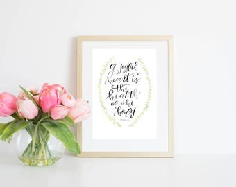 HARD COPY/A Joyful Heart/Choose Joy/Motherhood/Recovery/Encouragement/Sympathy/