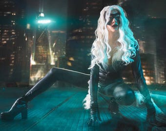 Black Cat Marvel cosplay costume