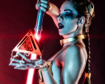 Princess Leia slave bikini (sith) cosplay costume from Star Wars
