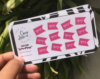 Year of Ipsy - Planner Stickers