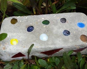 Garden Stones by Ricky