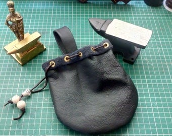 Hand Made Leather Pouch