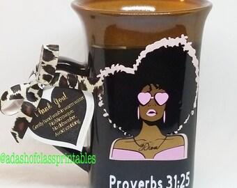 Coffee Mug- Inspirational Coffee Mug- Bible Verse Mug