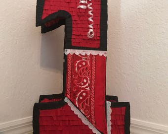 Custom Pinatas. Give us your idea and we make you!