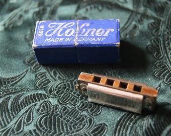 Miniature Hohner Little Lady Harmonica No. 39