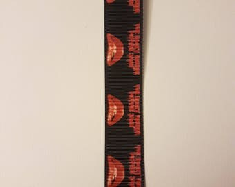 The Rocky Horror Picture Show keychain lanyard