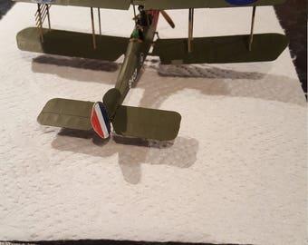 RAF R.E.8 Series 1:72 scale