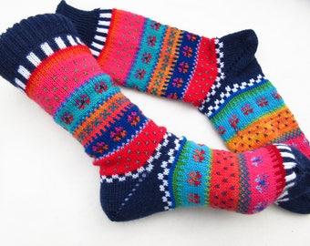 Colorful socks NEA Gr. 38 / 39