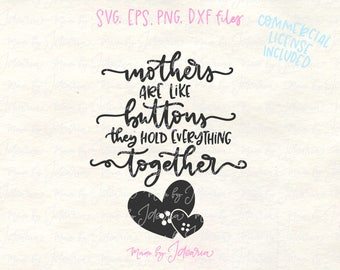 Mothers like buttons, mothers buttons svg, Mothers Day Svg, mom svg, grandma svg, svg files, svg designs, svg for cricut, svg for silhouette