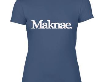 Maknae T-Shirt for kPOP fans