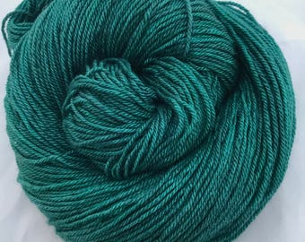 Audlem - Superwash Blue Faced Leicester, Silk & Cashmere Splendiferous Sock 100g