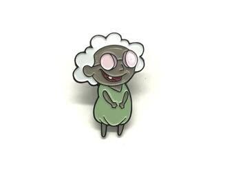 Little Muriel Enamel Pin