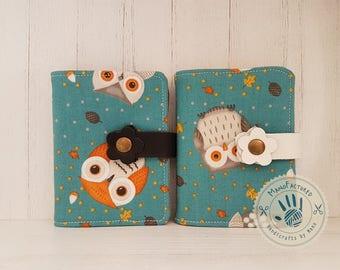 Doctor Owl card holder