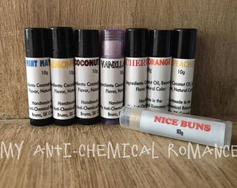 NEW! All natural lip balm, chemical free, toxin free, lip gloss, lip stick, chapstick