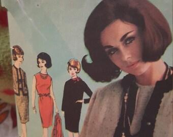 Vintage Advance Sewing pattern size 16  #3148