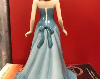 Royal Doulton Figurine December