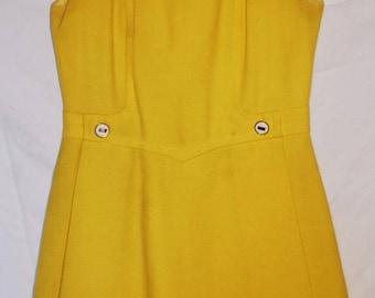 Vintage Peter Barron 1960's shift dress