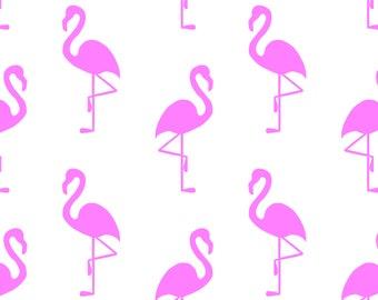 Flamingo Wall Decals ~ Flamingo Wall Stickers ~ Flamingo Nursery Decor ~ Nursery Wall Stickers ~ Art Deco Flamingos