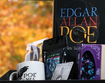 Edgar Allan Poe Book Box