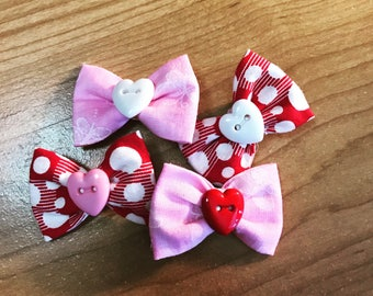 Valentines Day Bow