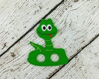 Summer Sale Snake Finger Puppet