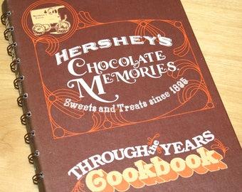 Hershey's Chocolate Memories - 1982 Cookbook