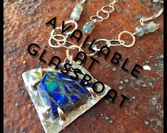 Into the Sky- necklace