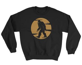Bigfoot Sweatshirt, Big foot Sweatshirt, Sasquatch Sweatshirt, I Believe In Bigfoot Sweatshirt, Bigfoot Gifts, Bigfoot Clothing