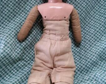 Minerva Metal doll