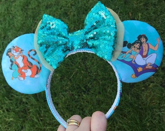 Aladdin ears