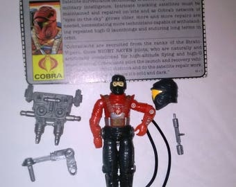 Vintage GI Joe Action Figure ASTRO-VIPER  ***1980's-Early 1990's****** Check Out My other Listings