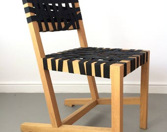 Unique Rare Design Modern Black Berlage chair Richard Hutten