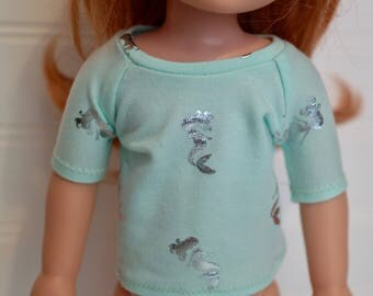 Wellie Wisher Doll Clothes Shirt