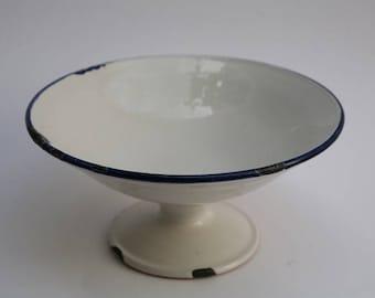 Ceramic fruit bowl, fruit bowl vintage, container fruit, fruit bowl.