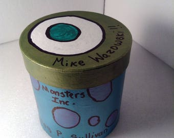 Monsters Inc. box