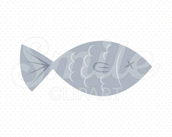 FISH Clipart Illustration for Commercial Use | 0115