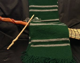 Slytherin House Inspired Scarf