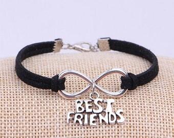 Best Friends Infinity Bracelets