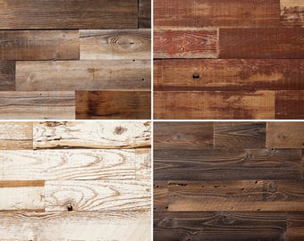 Reclaimed Wood- 1/2 Box