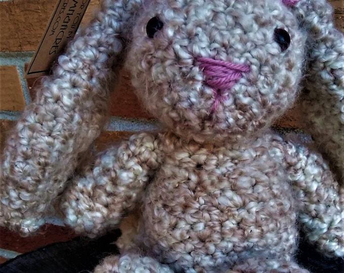 Crochet Amigurumi Bunny Rabbit Stuffed Animal