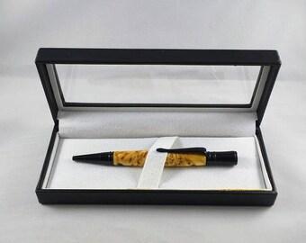 Yellow Cedar burl - Executive pen