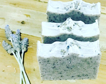 Lavender & Mint Soap Bar