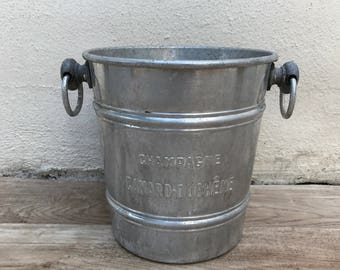 Vintage French Champagne French Ice Bucket Cooler Made France DUCHENE 24081718