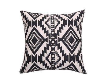 Aztec decorative pillow covers Tribal throw pillow covers Navajo pillow case Ethnic pillow case Geometric cushion case Home decor gift 18x18