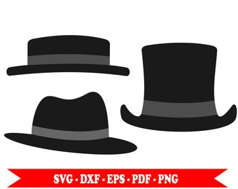 hat svg various types of hats hat to michael jackson clip art in
