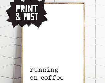 coffee theme, coffee art, coffee print, coffee decor, coffee poster